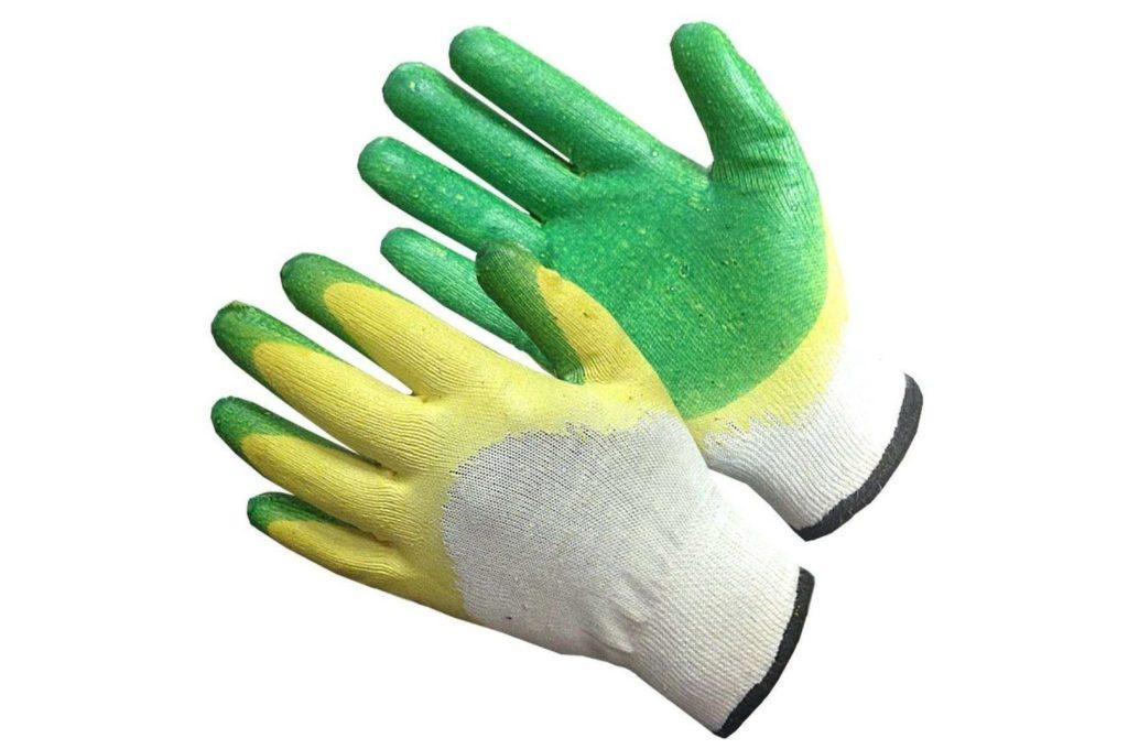 Перчатки и средства защиты