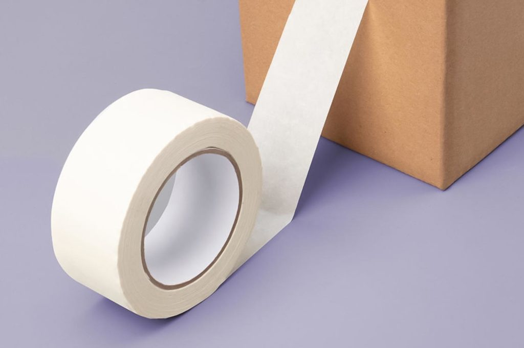 Бумажные и малярные ленты