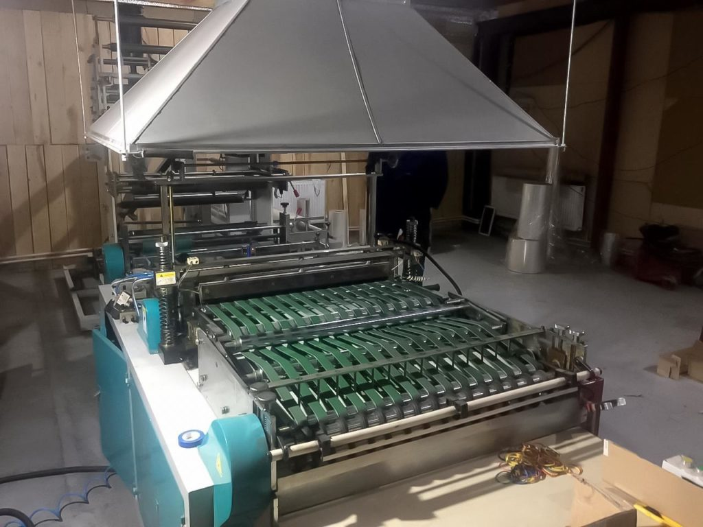 Производство плёнки БОПП